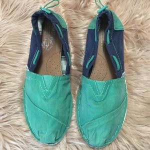 Toms women's used original style flats